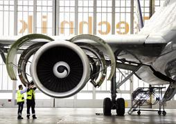 Stellenanzeige Ausbildung Zum Fluggerätmechaniker