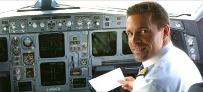 pilotinnen und piloten ab initio - Lufthansa Bewerbung Pilot